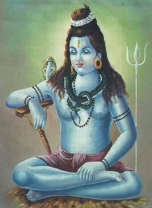 SivaSakti | Shiva – The God of Destruction